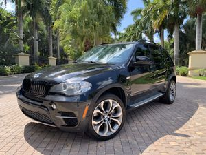 2012 BMW X5 low miles + WARRANTY for Sale in Fort Myers, FL