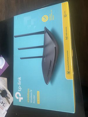 Tp-link TL-WR940N wireless router for Sale in Oakland, CA