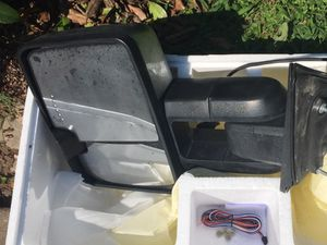 Tow mirrors for Sale in Durham, NC