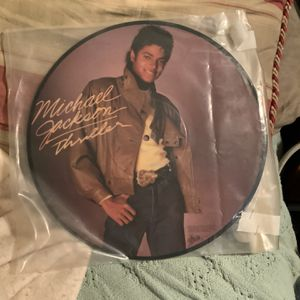 Michael Jackson's thriller record for Sale in North Versailles, PA