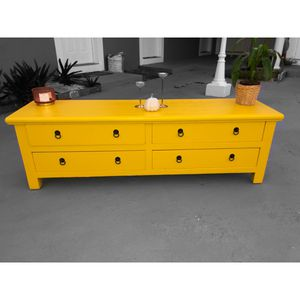Antique Accent Table with 4 drawers for Sale in Miami Gardens, FL