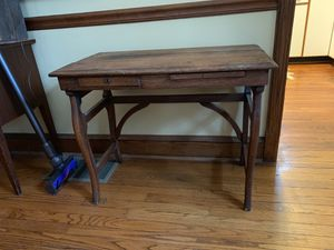 Antique Desk/Table for Sale in Takoma Park, MD