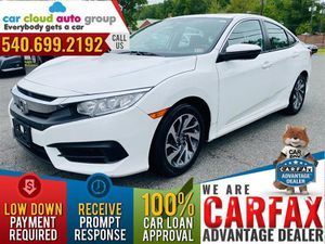 2016 Honda Civic Sedan for Sale in Stafford, VA