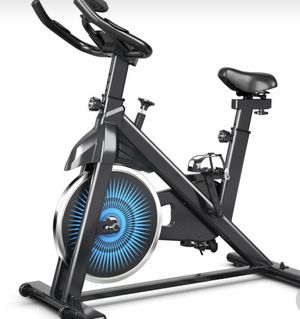 NEW Spin Bike Exercise Home Office Gym Workout Training Sport Bicycle Cycling Treadmill Elliptical for Sale in San Diego, CA