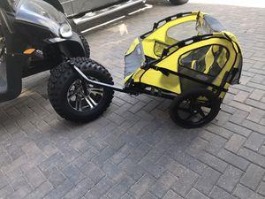 Instep bike trailer for Sale in Odessa, FL