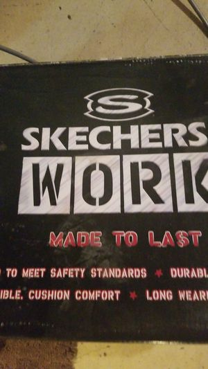 Sketchers mens work boots for Sale in Dearborn Heights, MI