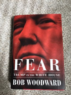 Fear( Trump in the White House) for Sale in Bothell, WA