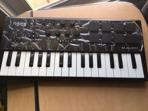 Midi USB Keyboard for Sale in Hemet, CA