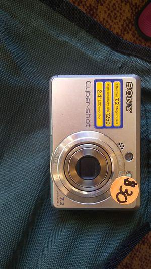 Sony digital camera for Sale in Albuquerque, NM