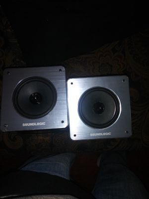 Sound Logic Bluetooth speakers for Sale in Pine Bluff, AR