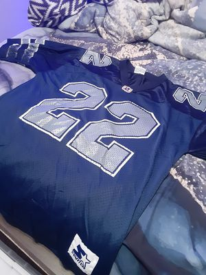 Vintage emmitt smith cowboys imitation starter jersey 90s for Sale in San Antonio, TX
