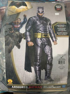 Batman / Armored Deluxe. Brand new! Never used for Sale in La Mesa, CA