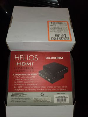 Helios Component to HDMI Converter for Sale in Seattle, WA