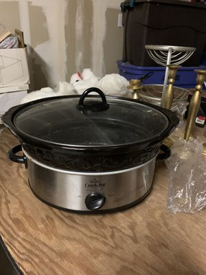 Crock Pot by Rival for Sale in Patterson, CA