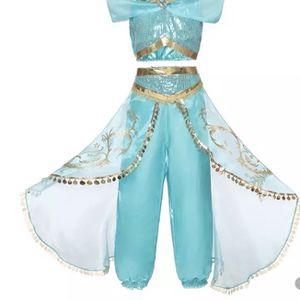 Girls Aladdin Fairy Princess Costume for Sale in Bradenton, FL