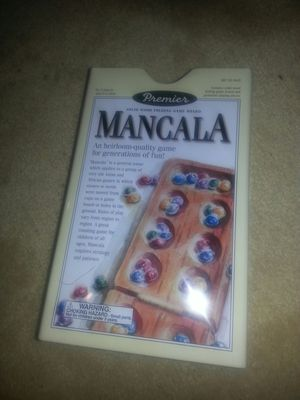 Mancala board game for Sale in Fairfax, VA