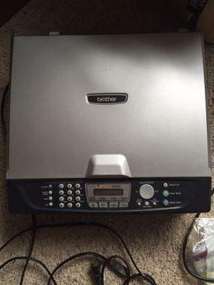 Brother copy scan fax printer for Sale in Herriman, UT