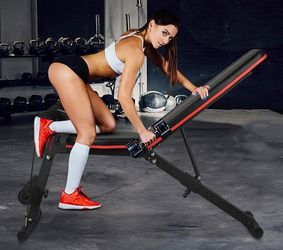 Multi-function Bench Fitness Equipment for Abdominal Sit-ups Fitness Workout Home Exercise for Sale in Las Vegas,  NV