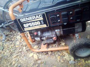 Generac GP5500 for Sale in Oklahoma City, OK