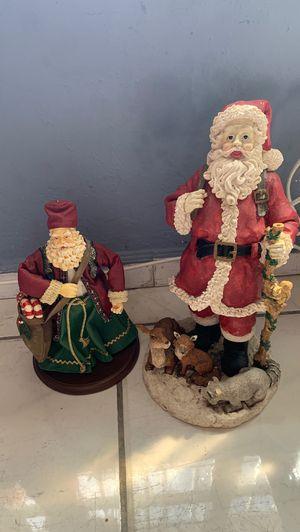 Santa clause statutes for Sale in North Miami, FL