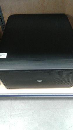 JBL control SB210 speaker for Sale in Everett,  WA