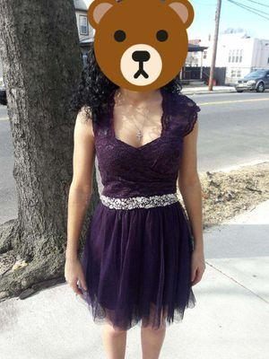 Purple prom dress for Sale in Millville, NJ