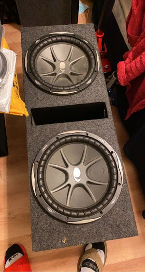 Kicker cvx for Sale in Columbus, OH