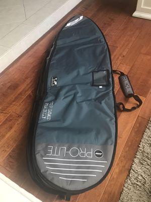 Brand New Pro Lite - 1-2-3 Convertible Boardbag - 3 board bag for Sale in Mission Viejo, CA