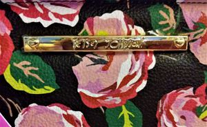 ** NEW BETSEY JOHNSON WALLET * WRISTLET * FLOWERS * MSRP $48 * PURSE * TRAVEL * CELL PHONE * TEEN * LUV BETSEY * ROSES * JEWELRY * MAKEUP * XMAS** for Sale in Glendale, AZ