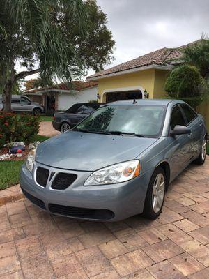 2009 Pontiac G6 p 90 k miles Not dealer for Sale in Margate, FL