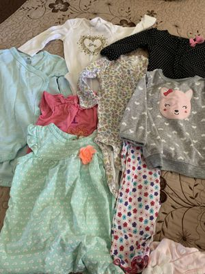 Clothes for baby girl for Sale in San Leandro, CA