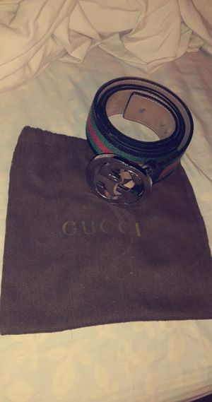 Authentic Gucci belt for Sale in Denver, CO