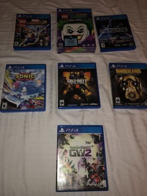 PS4 Games for Sale in Corpus Christi, TX
