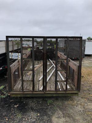 17 ft mesh side trailer for Sale in Midlothian, VA