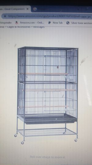 Bird cage, New in the box $80.00 for Sale in Vista, CA