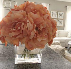 Faux Marigold Flower Arrangement for Sale in Franklin, TN