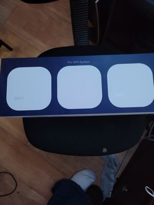 EERO WIFI SYSTEM (LATEST EDITION) for Sale in Los Angeles, CA