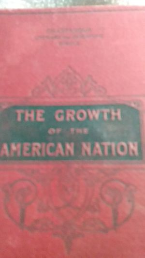 THE GROWTH OF THE AMERICAN NATION for Sale in Lincoln, NE