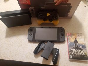 Nintendo switch bundle for Sale in Chicago Ridge, IL