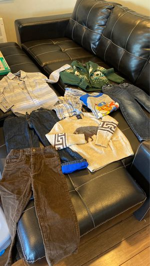 Gap kids, Gymboree, Nautica, Carter sz 4-5 boys clothes for Sale in Bothell, WA