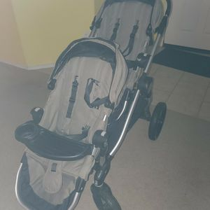 Baby Jogger City Select Double(Read Description For More Details) for Sale in Victorville, CA