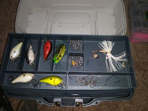 Fishing tackle box for Sale in Memphis, TN