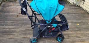 Sit& Stand Double stroller for Sale in Dillwyn, VA