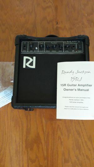 New Randy Jackson 15RJ Guitar Amplifier for Sale in Voorhees Township, NJ