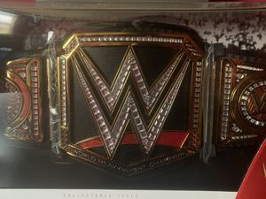 WWE Belt for Sale in Washington, DC