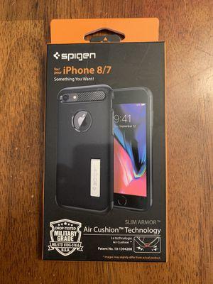 Spigen iPhone 8/7 Slim Armor Case for Sale in Lakewood, CO
