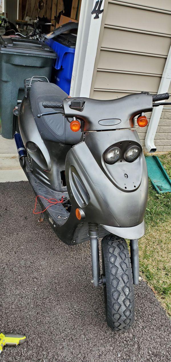 Kymco Cobra 50cc