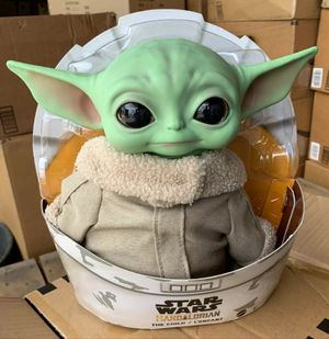 "Star Wars The Mandalorian THE CHILD ""Baby Yoda"" 11""inch Plush Doll Collectible Toy for Sale in San Diego, CA"