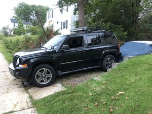 2010 Jeep Patriot 4x4 for Sale in Landover, MD