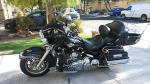 2008 Harley Davidson H D ULTRA CLASSIC for Sale in Las Vegas, NV